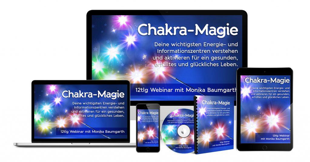 Chakra Magie Onlinetraining